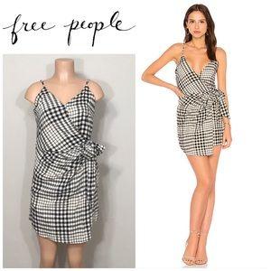 Free People Nodia wrap dress. NWT